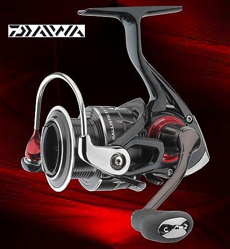 Daiwa Ballistic EX H – Carrete Spinning + Shimano Ultegra línea ...