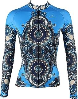 Amazon.com : Uriah Womens Cycling Jacket Long Sleeve ...