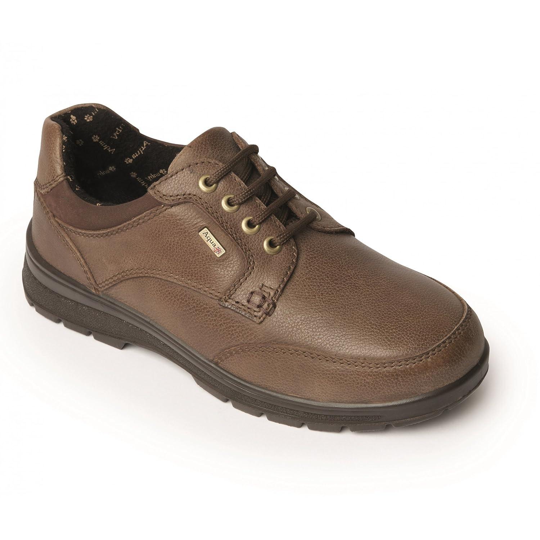 Padders Pico Para Mujer Casual Con Encaje Zapatos 6.5 UK/ 40.5 EU|- beige