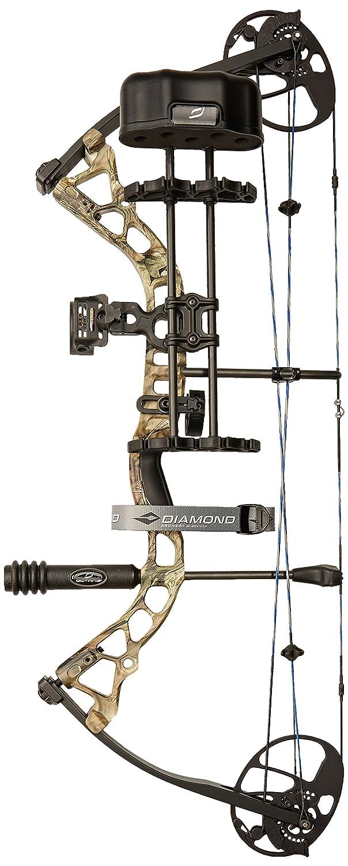 Diamond Archery Infinite Edge Pro Bow Package - best compound bow