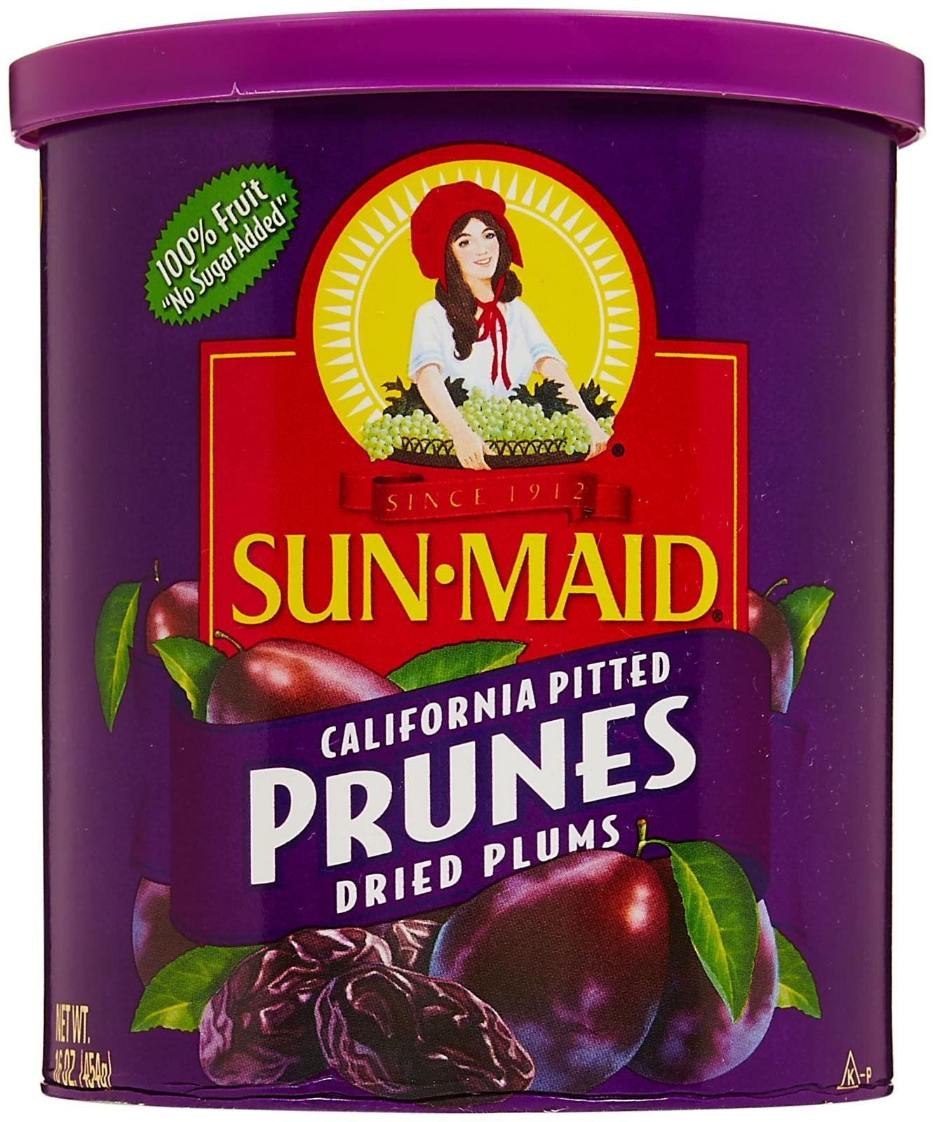 Sun Maid Pitted Plums-16 oz by Sun Maid