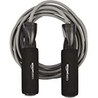 AmazonBasics Standard Jump Rope, Grey