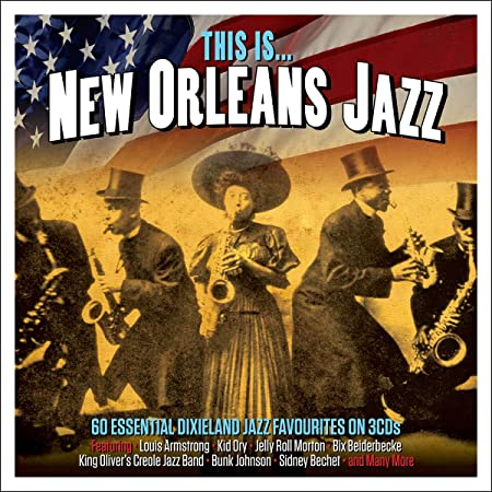 This Is... New Orleans Jazz 3Cd: Varios: Amazon.es: Música
