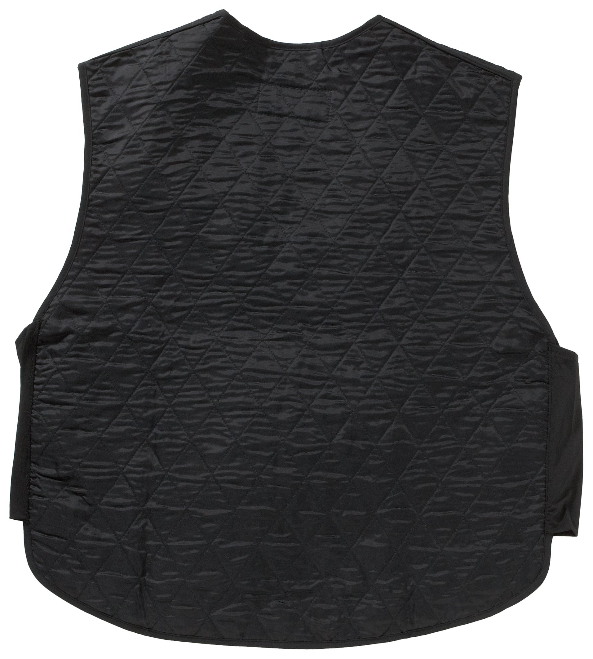 HyperKewl Evaporative Cooling Sport Vest, Black, XX-Large by HyperKewl