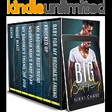 Big Bad Boys: The 7-Book Box Set