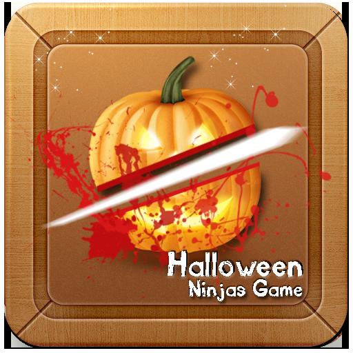 [Halloween Ninja] (Halloween Backgrounds Free)