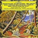 イギリス管弦楽傑作集(ヴォーン・ウィリアムズ:《グリーンスリーヴズ》による幻想曲、舞い上がるひばり、オーボエ協奏曲他)