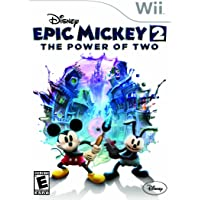 DISNEY EPIC MICKEY 2 POWER OF TWO - WII