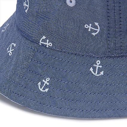 d89c7952823 vivobiniya Baby Boy Sun Hats Toddler Boy Bucket Hats Kid Sun Helmet 0-6years  Old  Amazon.ca  Clothing   Accessories