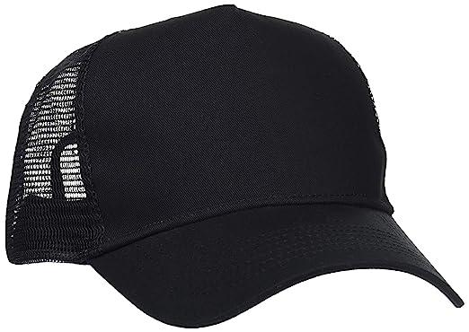 Gorra de béisbol de malla de marca Beechfield Negro negro / negro Talla única: Amazon.es: Ropa y accesorios