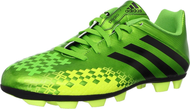 Botas Adidas Casillas Predito LZ TRX HG -Verde-: Amazon.es ...