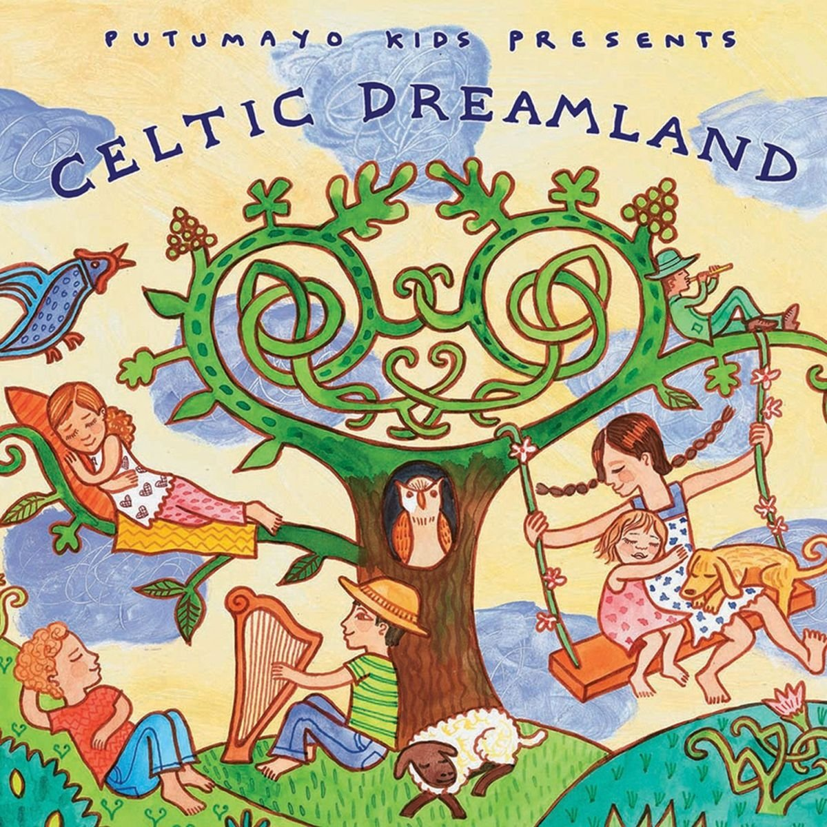 Putumayo Kids Celtic Dreamland CD