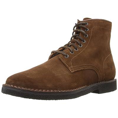 FRYE Men's Arden Lace up Combat Boot: Shoes
