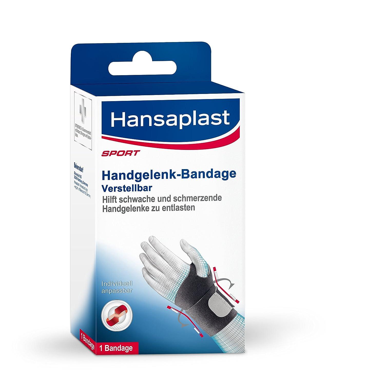 Hansaplast Handgelenk-Bandagen, 1er Pack (1 x 1 Stück): Amazon.de ...