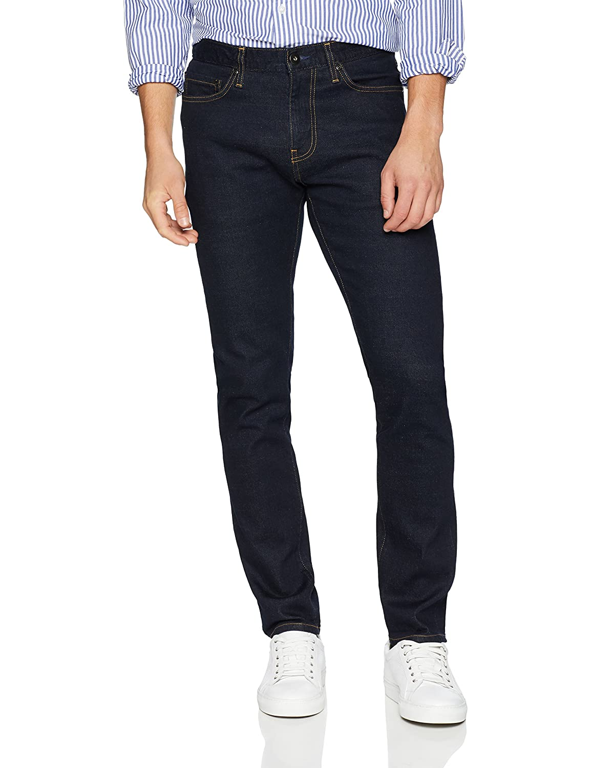 Goodthreads Men's Slim-Fit Selvedge Jean MGT55004SP18