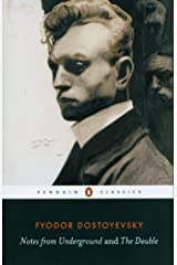 Notes from Underground and the Double (Penguin Classics) Paperback