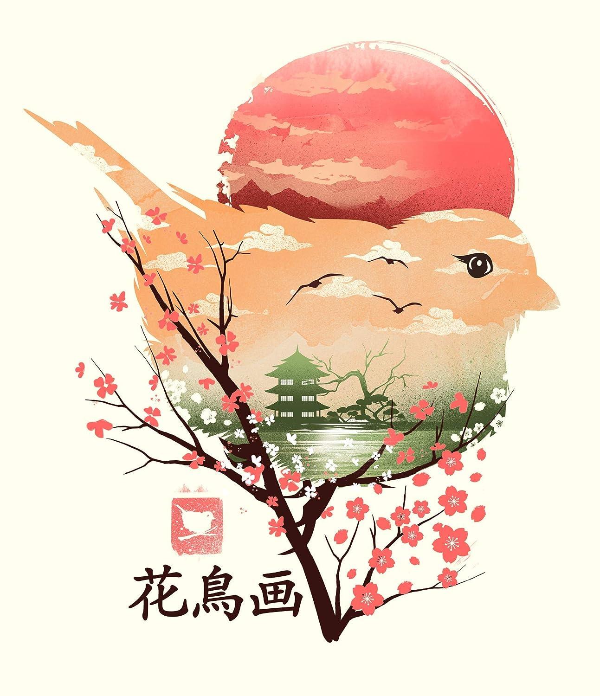 Antique asian art Japanese bird prints anniversary gifts modern home decor Japanese art poster print Ukiyo E wall art Woodblock prints