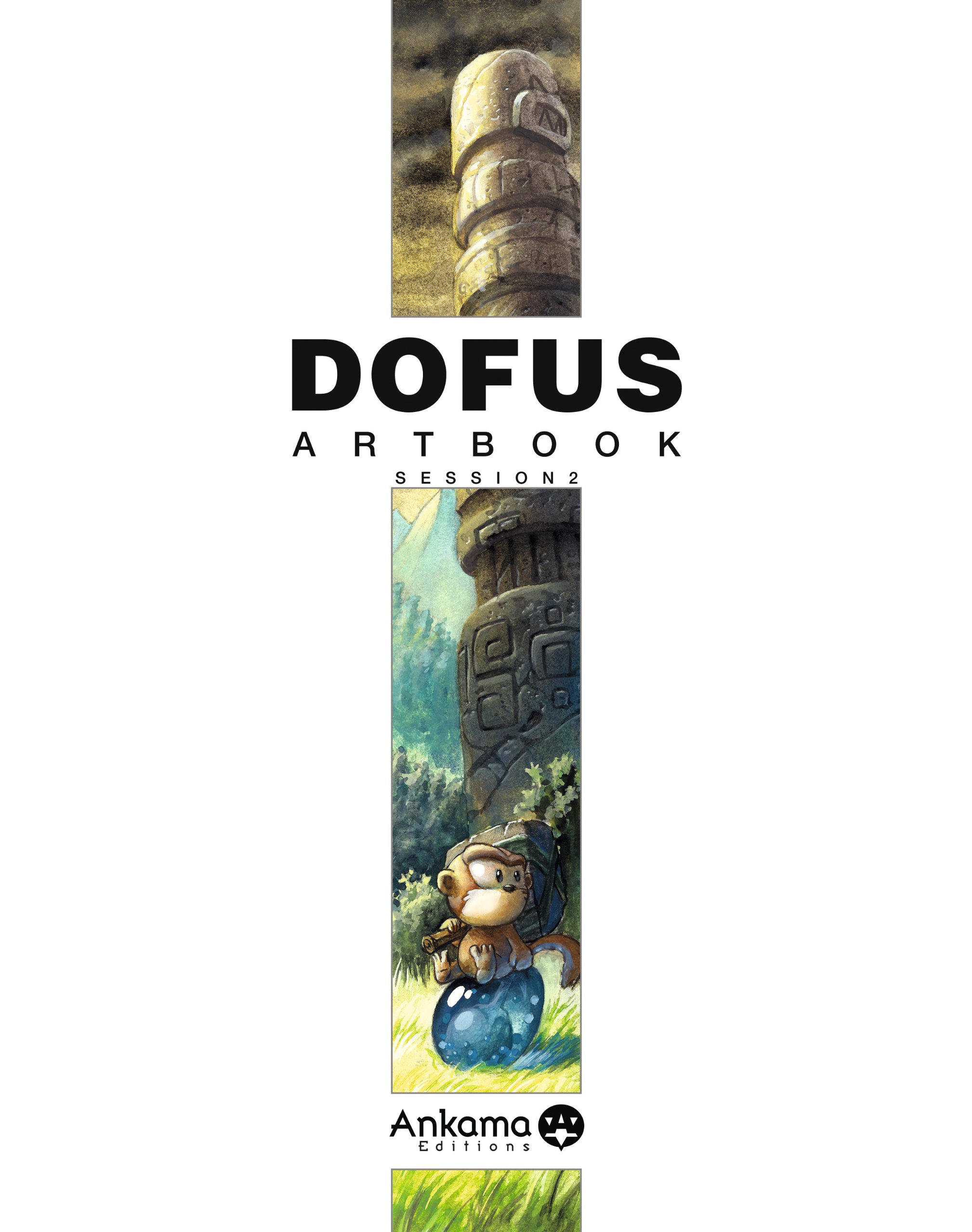 Dofus artbook (French Edition) ebook