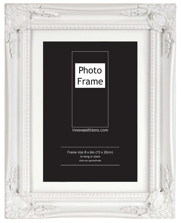 Amazon.de: Innova Editions INF0344 Bilderrahmen, 10 x 15 cm/ 6 x 4 ...