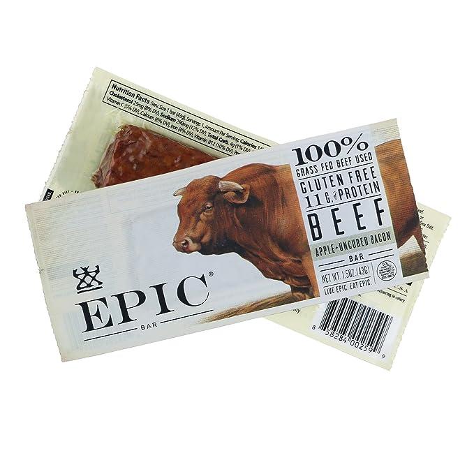 Cecina de vaca Epic, de carne de vaca 100% alimentada con ...