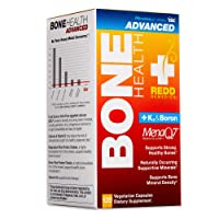 Redd Remedies, Bone Health Advanced, Supports Bone Mineral Density, 120 Capsules