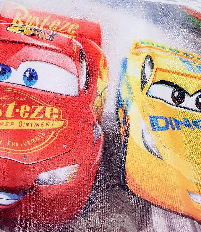 Disney Cars Ragazzi Pigiama maniche corte grigio