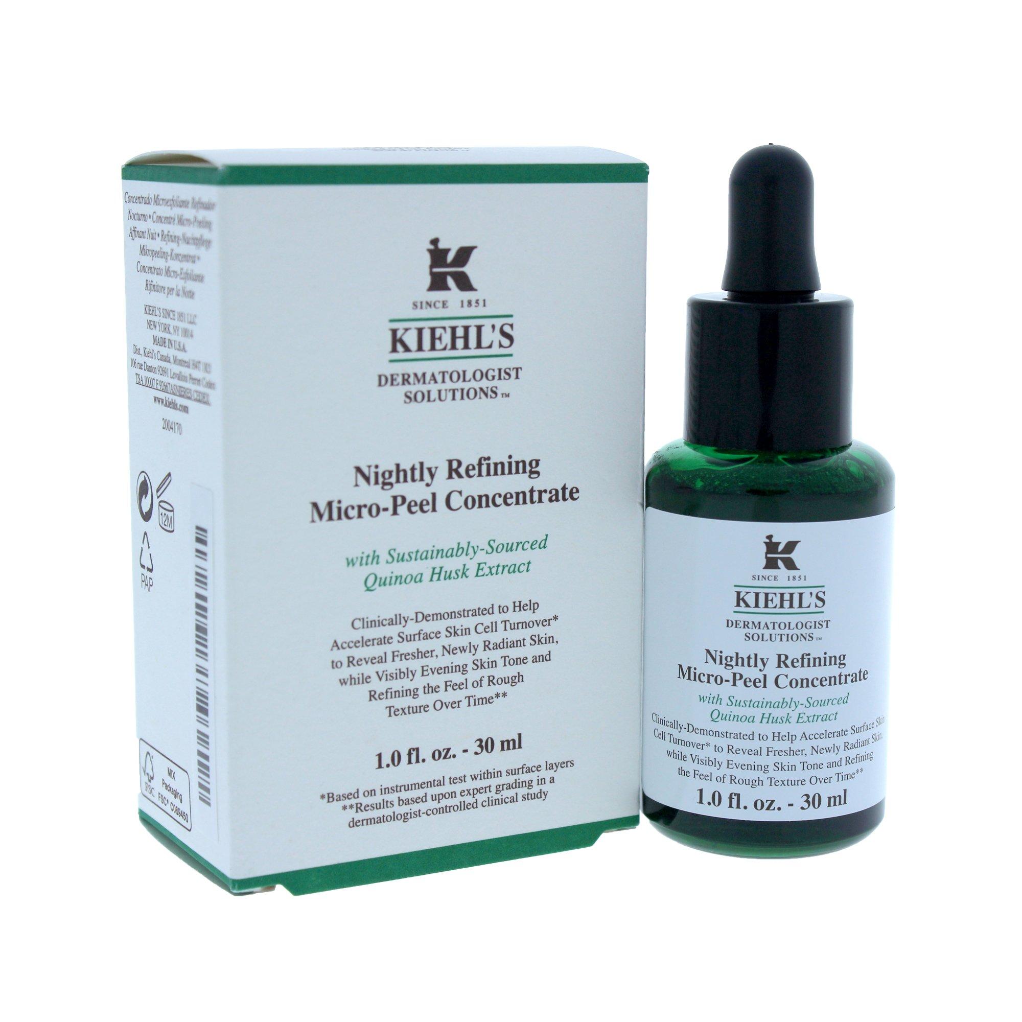 Kiehl's Nightly Refining Micro-Peel Concent 1oz