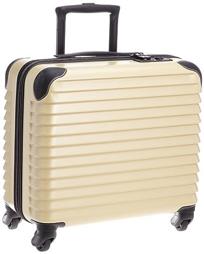 115eb2f3d9 Amazon | [カーゴエアートランス] CARGO AIR TRANS BUSINESS CARRY 28L CAT353 EMBOSS  BEIGE (エンボスベージュ) | スーツケース