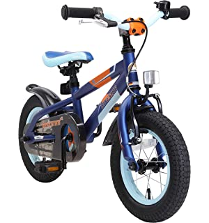 INJUSA - Bicicleta Elite 12 Repsol, Color Naranja (12011): Amazon ...