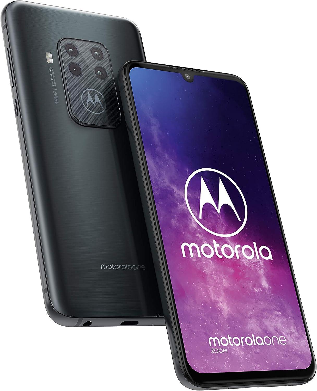 Motorola One Zoom Mittelklasse Smartphone mit Stock Android