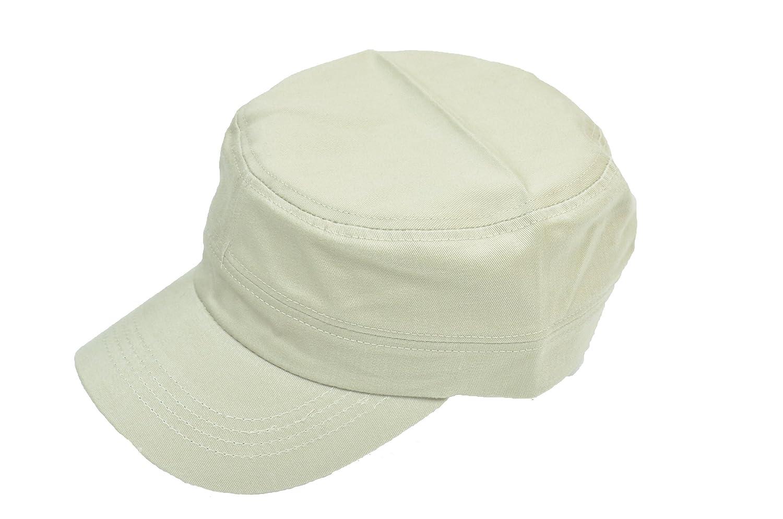 Jehahn Design Vintage Army Military Cadet Hat Unisex