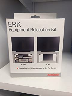Amazon 480 directv rc66rx universal remote hddvr irrf 2aa xantech erk equipment relocation kit ir receiver kit sciox Gallery