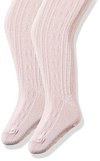35b9f39f03c7 Amazon.com  The Children s Place Baby Girls  Knit Tights