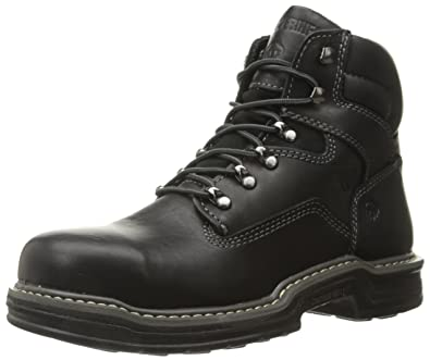 513ab43f10b Amazon.com | Wolverine Men's Raider 6