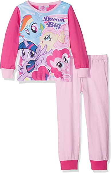 Hasbro My Little Pony Pigiama Bambina