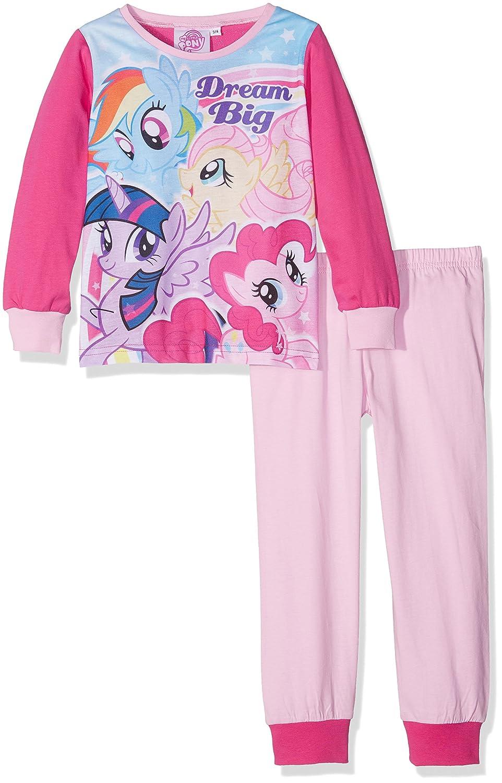 My little Pony Mädchen Zweiteiliger Schlafanzug Team AZ27012
