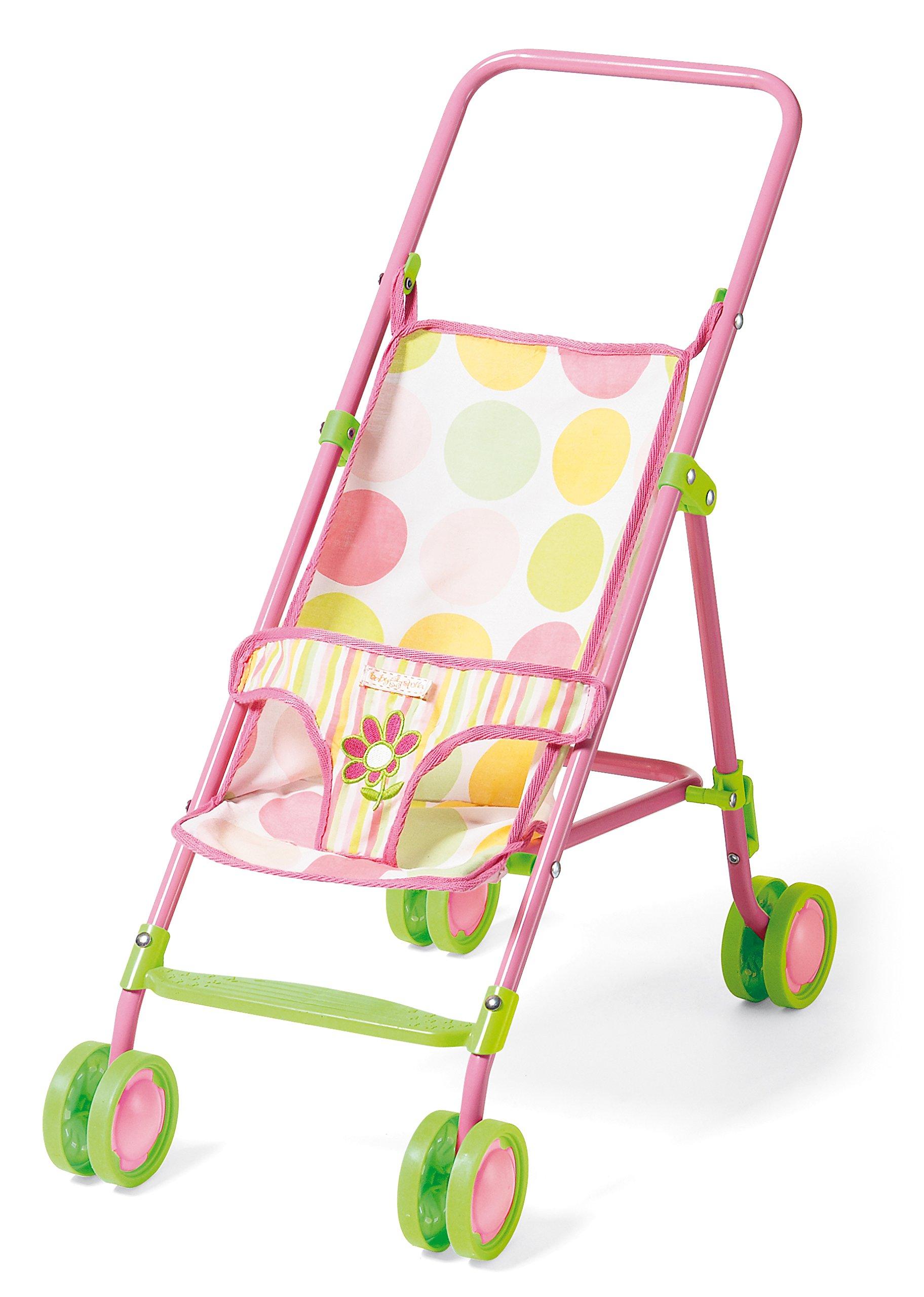 Manhattan Toy Baby Stella Baby Stroller Toy for 15'' Dolls