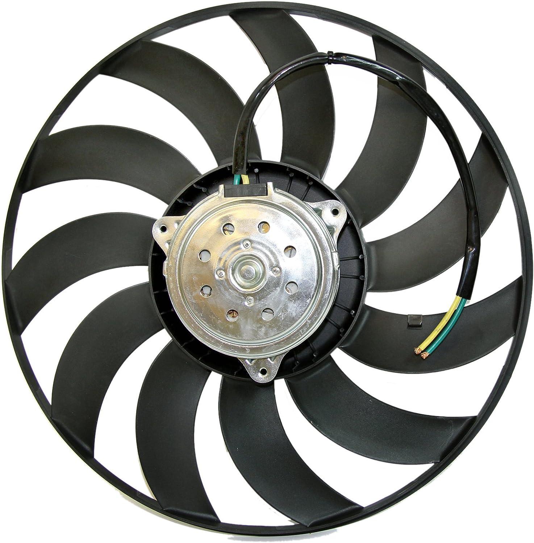 MTC 4376 / 4F0-959-455 Engine Cooling Fan Motor (4F0-959-455 MTC 4376 for Audi/Volkswagen Models)