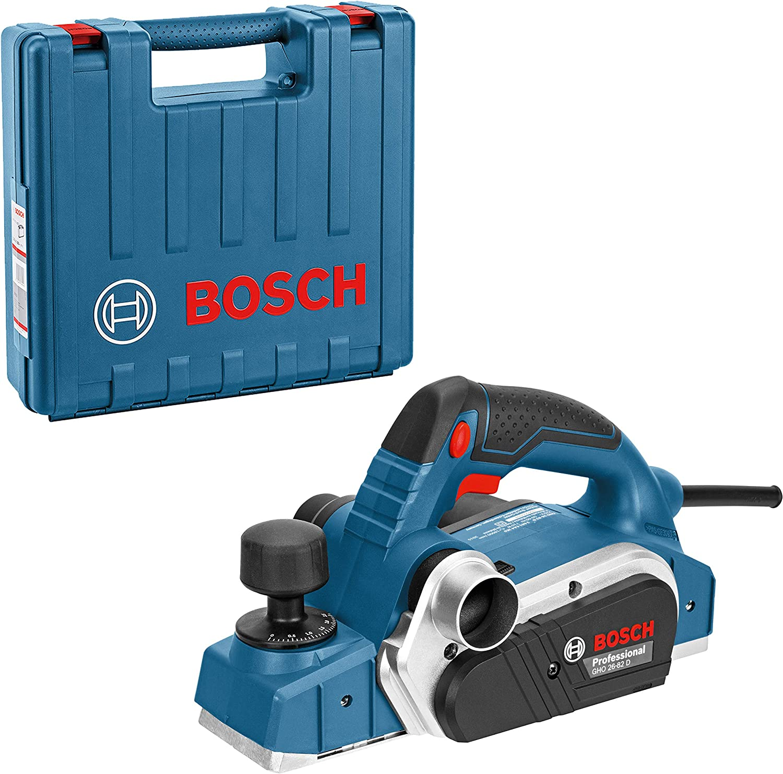 Bosch Professional GHO 26-82 D - Cepillo (710 W, rebaje 9 mm, en ...