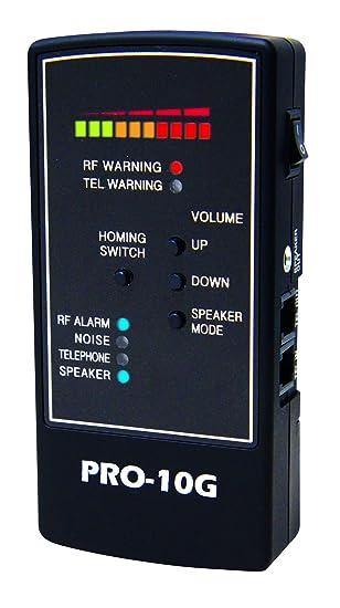 Sleuthgear Pro - 10G Celular y GPS Detector de Errores: Amazon.es: Electrónica