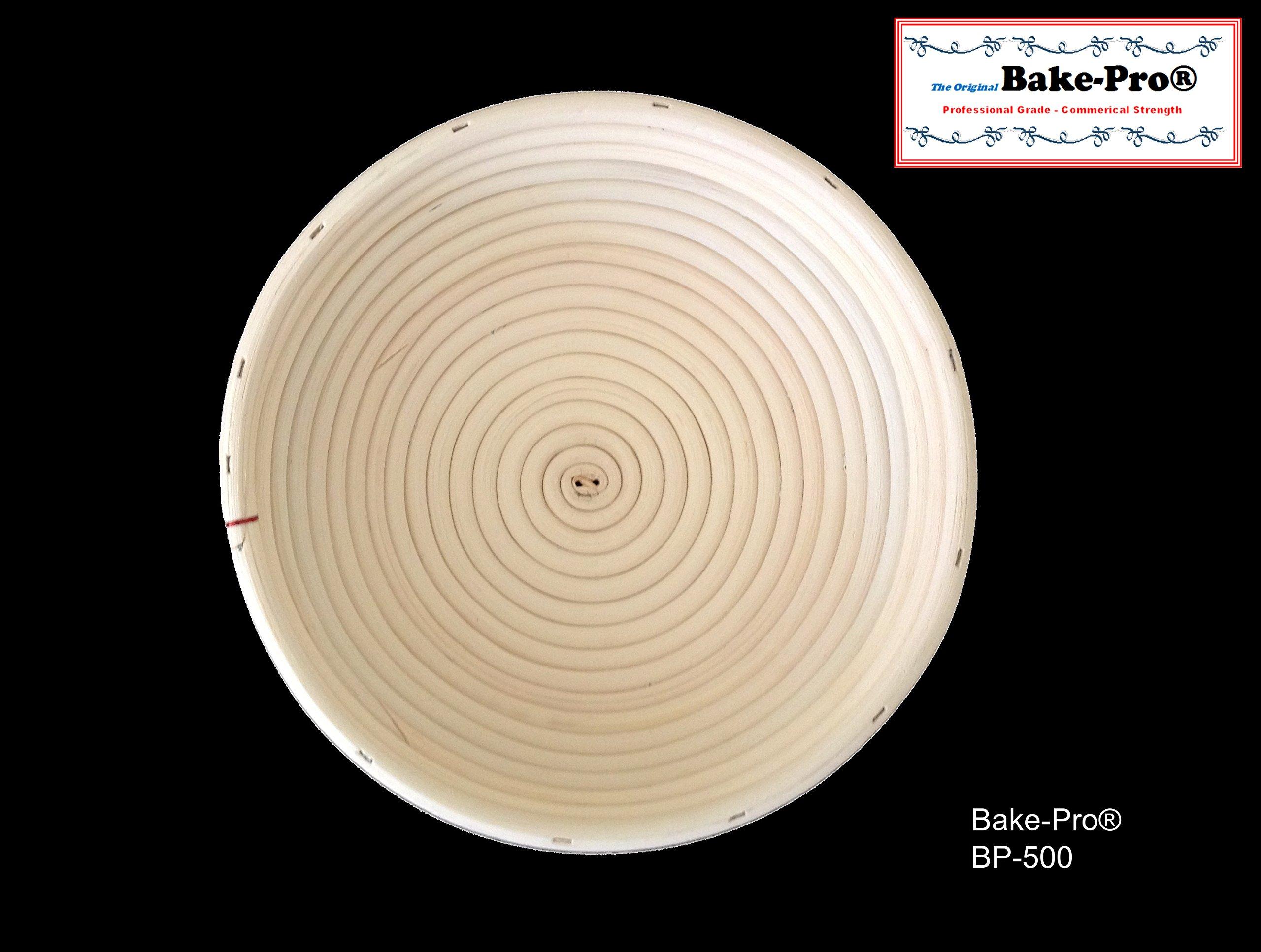 Pack of Two Bake-Pro Brotform 8.25'' Round BP-500