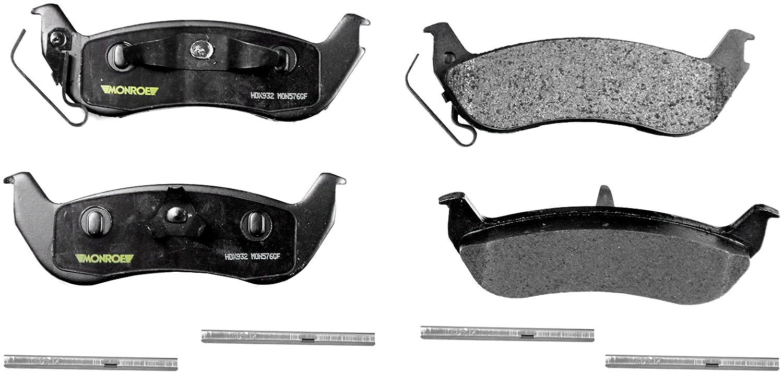 Monroe HDX932 Severe Solution Brake Pad