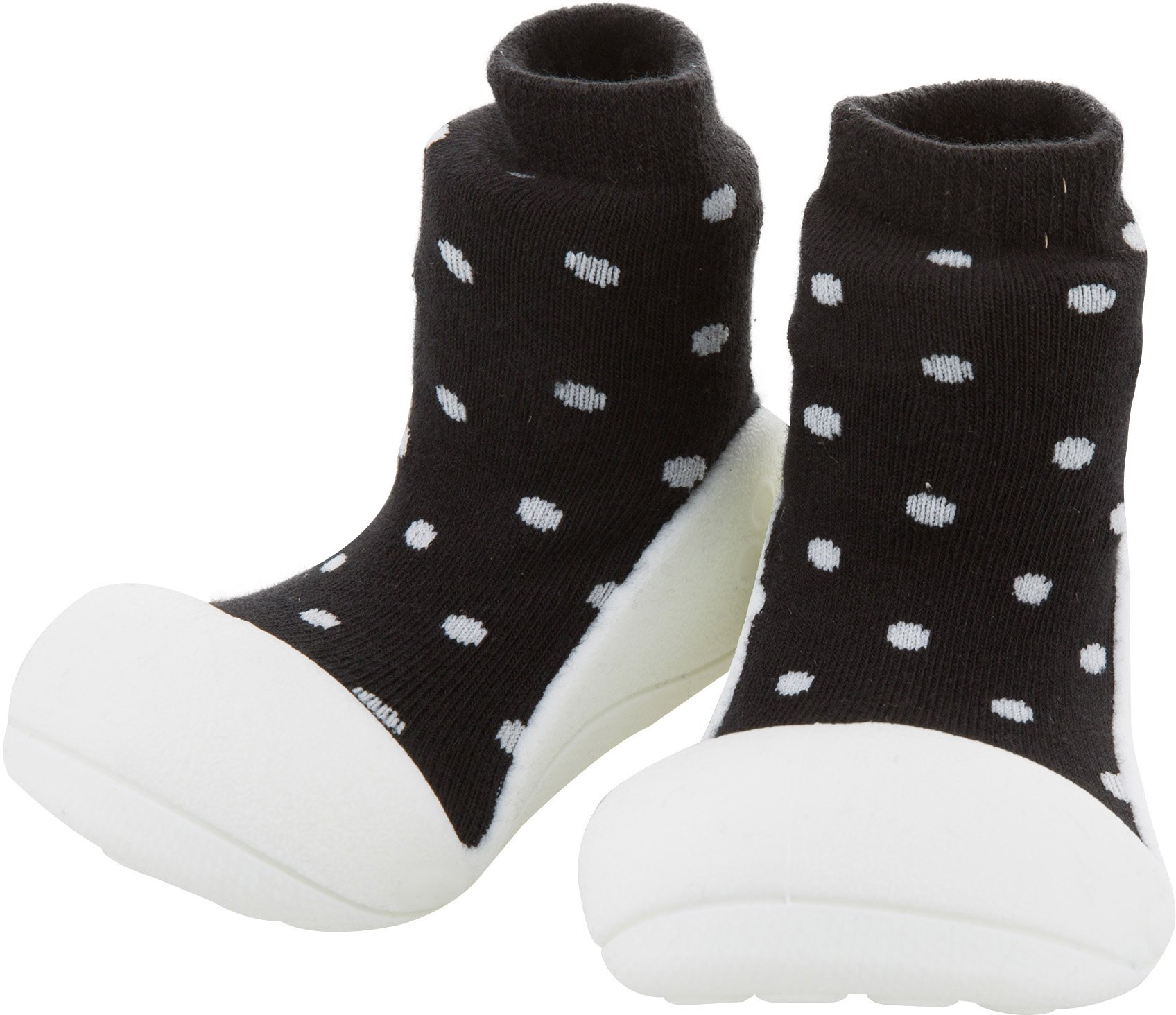 Attipas Baby First Walker Shoes (Medium, Urban Dot) by Attipas (Image #1)