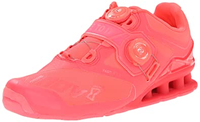 Inov-8 Women's Fastlift 370 Boa Fitness Shoe, Pink, ...