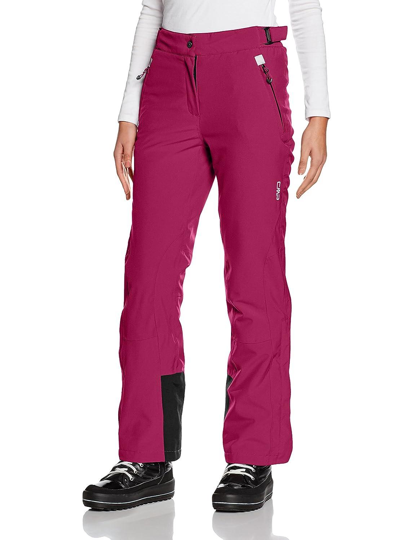 Magenta M CMP Pantalon de Ski pour Femme