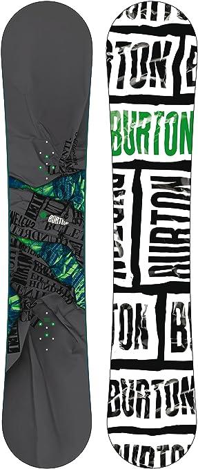 Burton Bullet - Tabla de snowboard para hombre Talla:164W