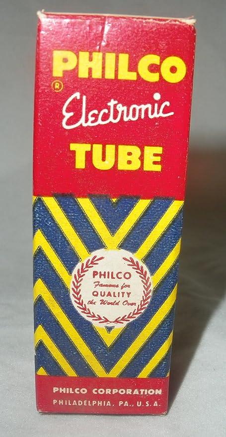 Amazon com : Philco 12BK5 Radio Tv Amp Electron Vacuum Tube
