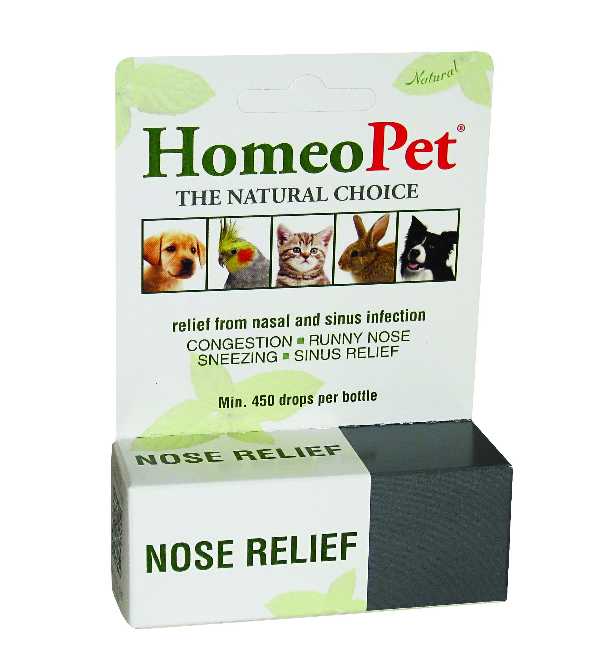 HomeoPet Nose Relief, 15 ml by HomeoPet (Image #1)