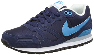 Nike Air Waffle, Men's Training Running Shoes, Blue (Midnight Navy/Blue  Lagoon
