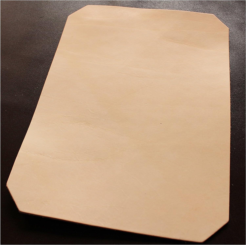 24x 33cm Gran Corte de piel, Blank piel, Dick piel, punzier fuertes piel vegetal,/vegetabil gegerbte piel de vacuno, piel de vacuno Completo con aprox. 3,2–3,5mm de grosor y unverfälschtem imagen